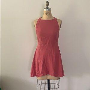 Kimchi Blue linen dress